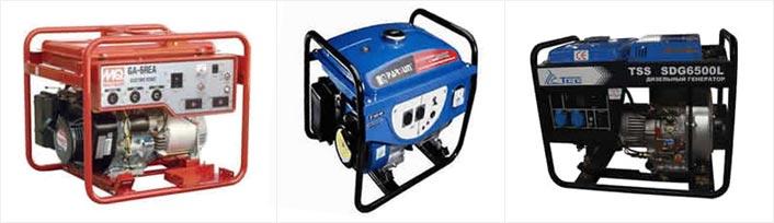 Generators from Goulburn Off Road Carts