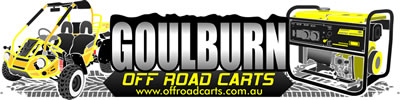 Goulburn Off Road Carts Logo