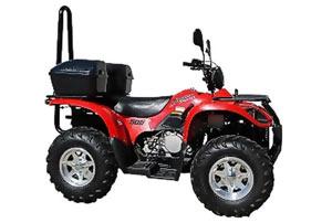 JAG500 4x4 ATV from Goulburn Off Road Carts