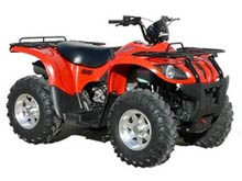 JAG250 4x2 ATV Quad Bike from Goulburn Off Road Carts
