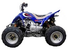 Mini Falcon 90 Quad Bike from Goulburn Off Road Carts