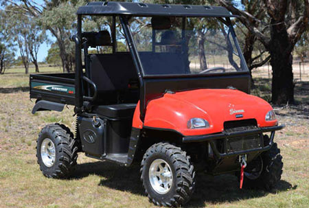 SX 1000cc 4WD Tipper from Goulburn Off Road Carts