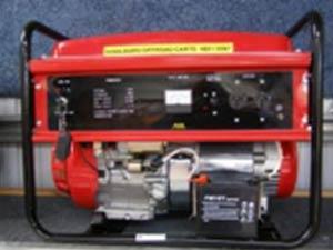 ECOGEN 7000DX Petrol Auto Voltage Regulator Generator from Goulburn Off Road Carts
