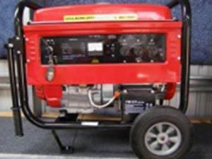 ECOGEN 8000 DXER Petrol Auto Voltage Regulator Generator from Goulburn Off Road Carts