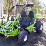 150cc Twister Hammerhead GTR Cart from Goulburn Off Road Carts