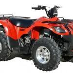 JAG250 4×2 ATV QUAD BIKE