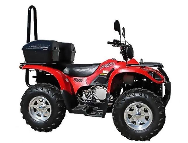 JAG 500 4x4 ATV from Goulburn Off Road Carts
