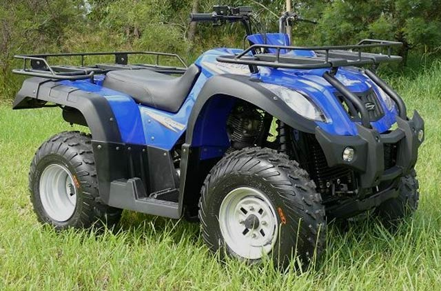 JAG 250 4x2 ATV from Goulburn Off Road Carts