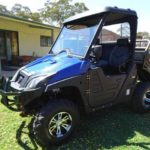 SX600 4WD Tipper from Goulburn Off Road Carts