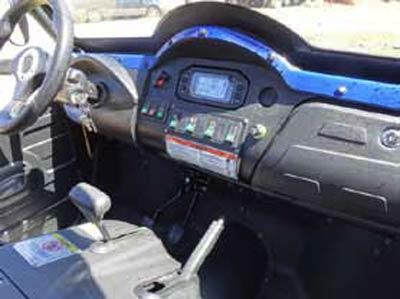 SX600 4WD Tipper from Goulburn Off Road Cart
