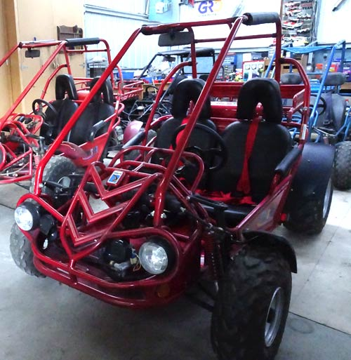 Used Buggy for sale at Goulburn Off Road Carts