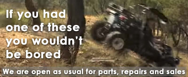 Goulburn Off Road Carts Open for Business
