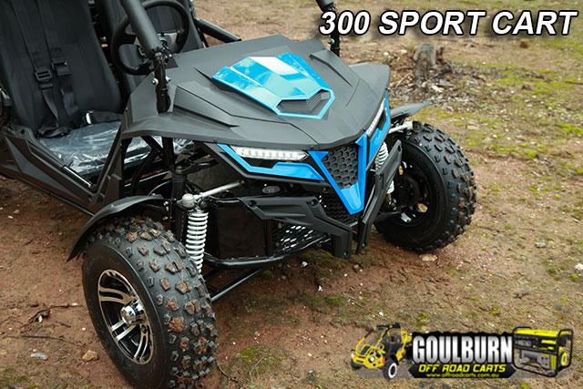 Sport 300 Cart from Goulburn Off Road Carts