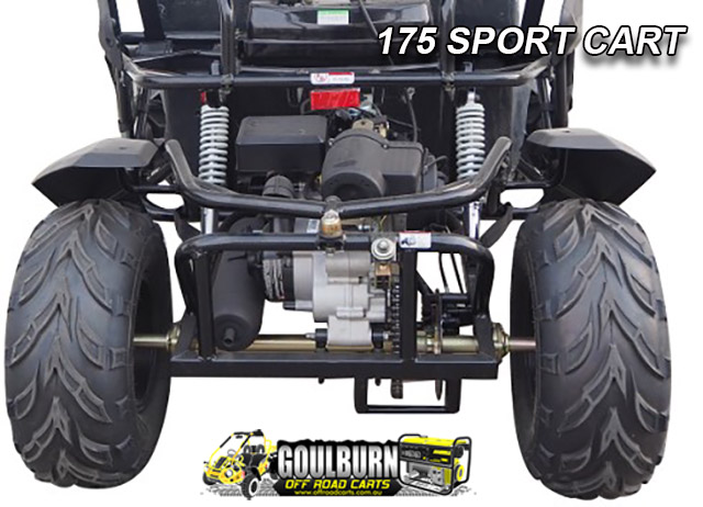 Sport 175 Cart from Goulburn Off Road Carts