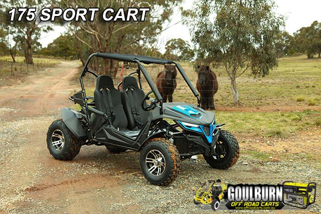 Sport 175 Cart from Goulburn Off Road Carts